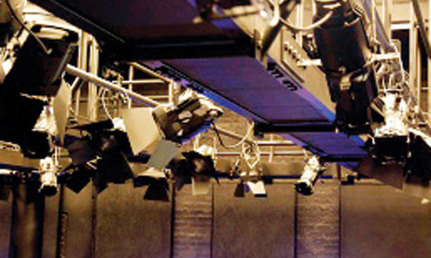 New lights rock Soweto Theatre