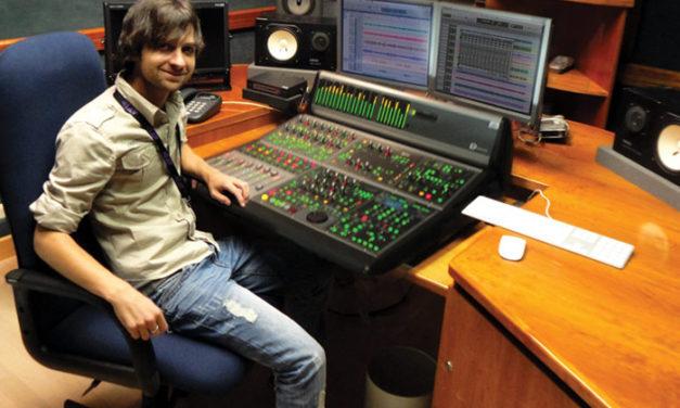 Sasani upgrades studios