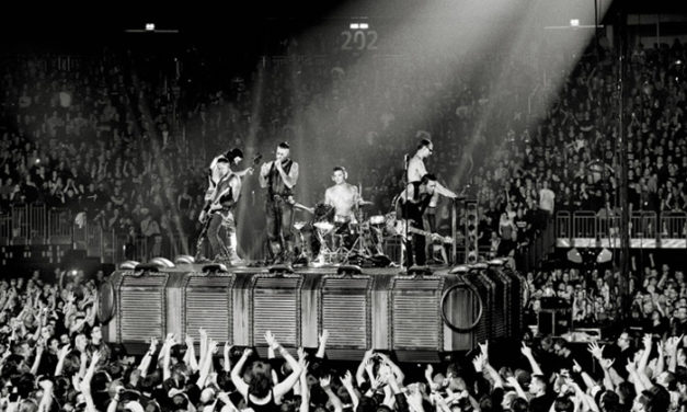 Rammstein's Brilliant Stages for tour