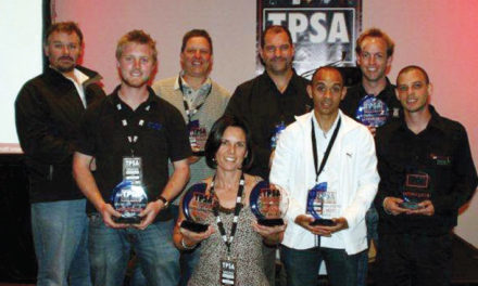 TPSA hands out accolades