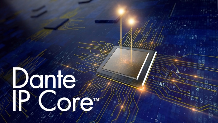 Audinate releases Dante IP core for Xilinx FPGAs