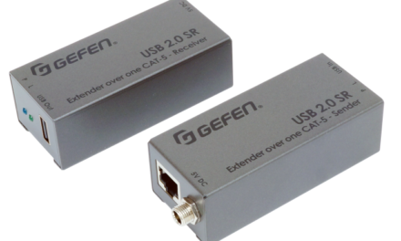 Gefen now delivering its new USB 2.0 extender