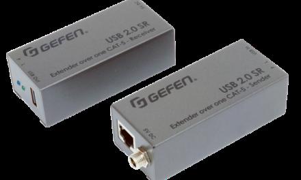 Gefen now delivering its new USB 2.0 extender