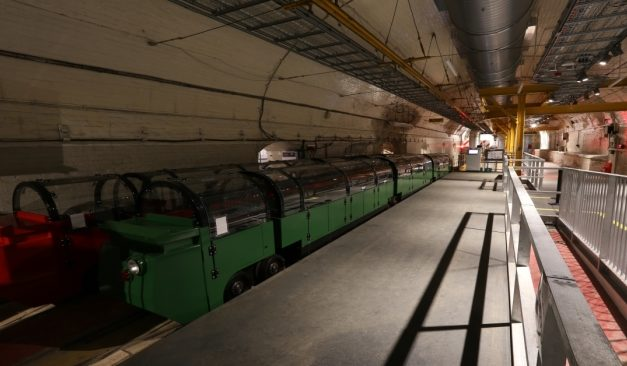 Digital Projection brings London's Mail Rail to life at the Postal Museum
