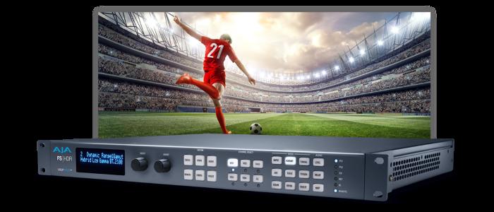 AJA delivers FS-HDR v2.0 software