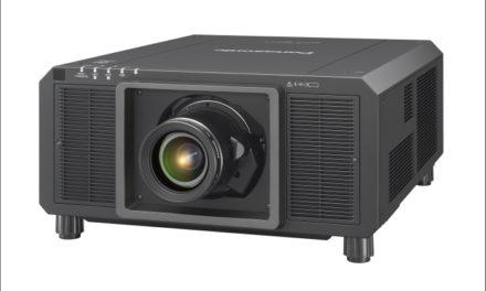 Panasonic unveils beyond 4K 21 000 lumens laser projector