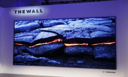 Samsung introduces The Wall Professional at ISE 2018