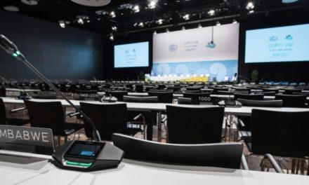 22,000 delegates over two weeks: Bosch conference technology rises to a special challenge at UN event
