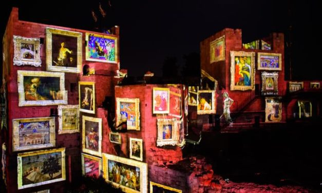 Digital Projection enables spectacular production at the Tower of David Museum in Jerusalem