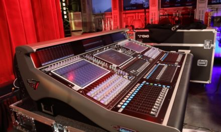 Sound Stylists first in South Africa with a DiGiCo SD7