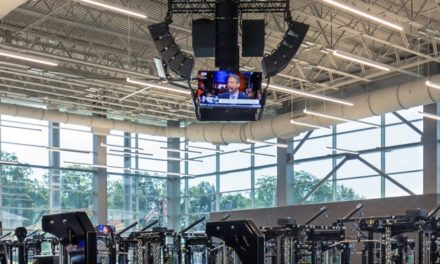 Purdue Football performance complex gets pumped with Fulcrum Acoustic