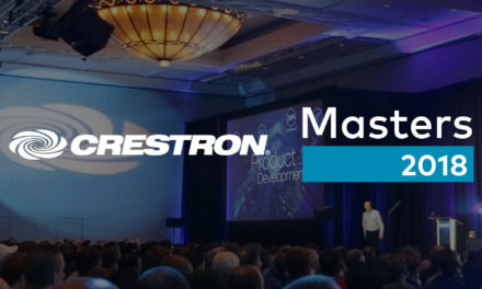 Crestron Expands Masters and announces an all-new Master Technology Architect course