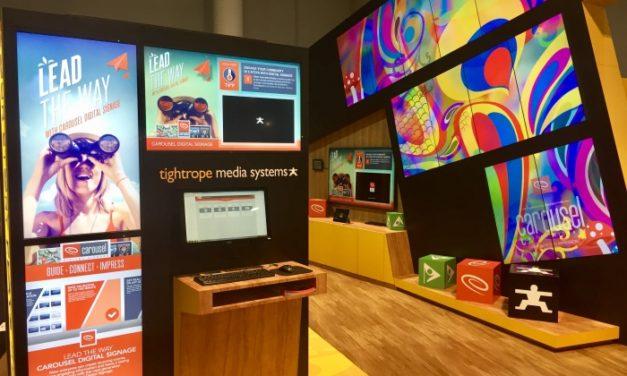 Carousel Digital Signage develops tvOS App