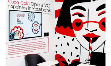 Coca-Cola Opens VC Happiness in Rosebank