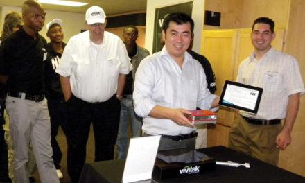 Vivitek flaunts new projectors in SA