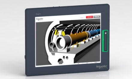 Schneider Electric gets 'smart' with new HMI solution