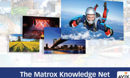 Matrox delivers AVIXA-accredited AV-over-IP Training Programme