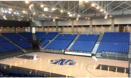 Idibri reinforces UNG Convocation Center with EAW