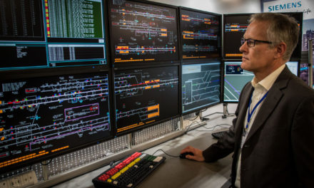 Siemens delivers unique IP-Based rail signalling simulator with Matrox