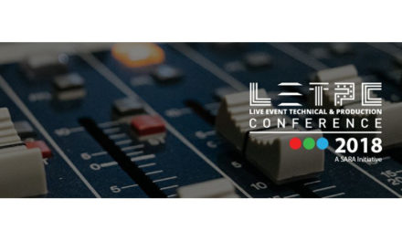 Live Event Technical and Production Conference to be held in Johannesburg