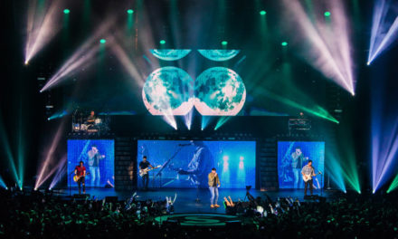 """Claypaky Scenius Unico and Mythos2 fixtures join Cole Swindell on national """"Reason to Drink Tour"""""""