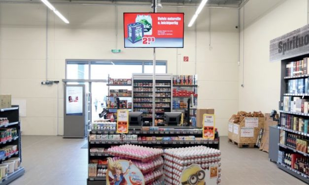 Shopping for drinks in Germany goes digital with Toshiba