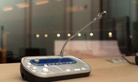 Bosch solves Interpreting challenge for Valencia Conference Centre