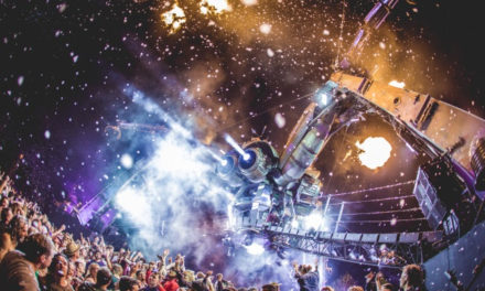 Avolites celebrates ten years of Arcadia Spectacular
