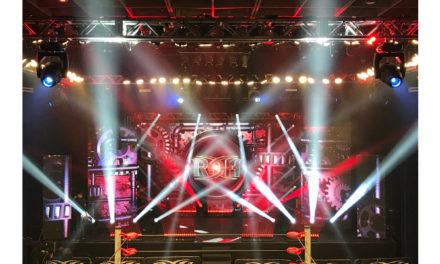 """Elation provides lighting for """"Ring of Honor"""" Wrestling"""