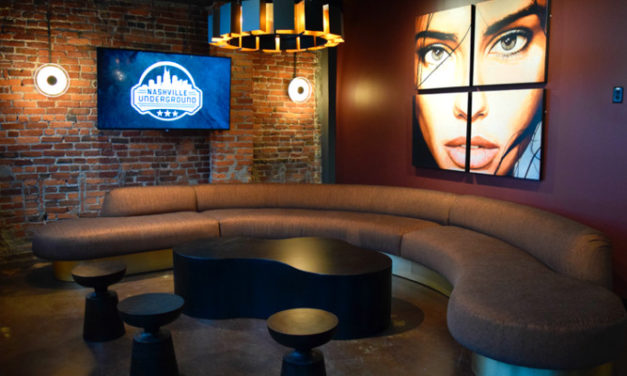 Nashville's tallest bar on Lower Broadway Reaches new heights with massive AV system anchored by ELAN