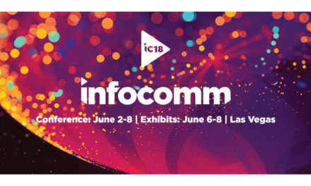 Manufacturers unveil new AV network solutions at InfoComm 2018