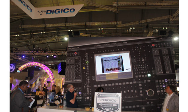 DiGiCo showcases exciting new products