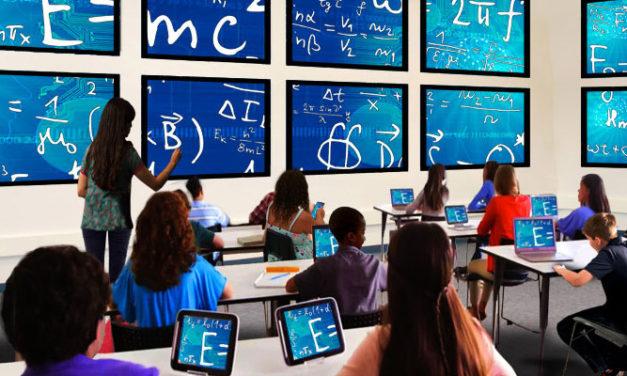 Chalk versus pixels: How do we transform our classrooms?