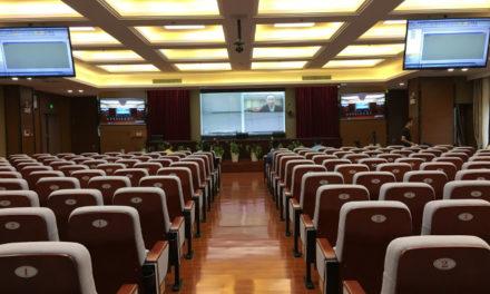 Jiangsu Provincial Bureau of Commodity Price enhances collaboration with ClearOne