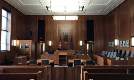 Ashly NE Multi-Channel Amps revamp historic Racine County Courthouse systematic SR system