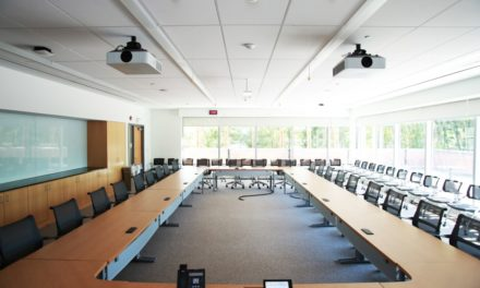 ClearOne brings conference room and video to Stony Brook University