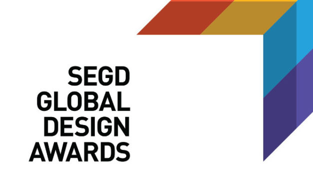 NanoLumens® receives 2018 SEGD Arrow Award for Excellence in Experiential Graphic Design
