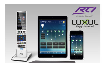 RTI introduces new driver for Luxul Intelligent Network PDUs