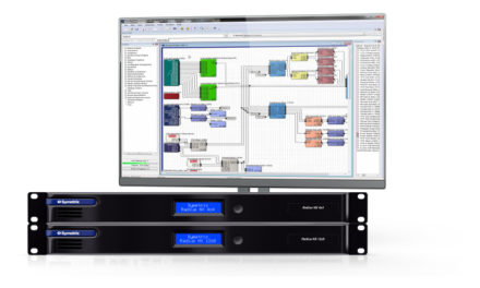 Symetrix Radius NX Series is a leap forward for audio DSPs