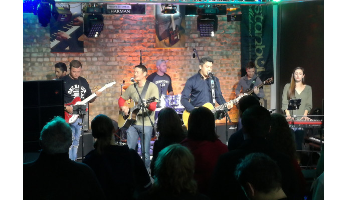 Finalists in the BC Electronics Gospel Band competition announced