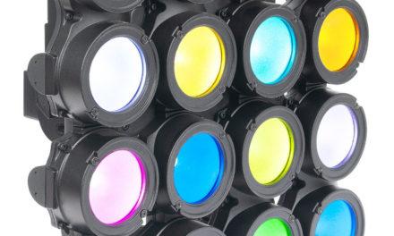 Elation's all-weather Cuepix 16 IP™ is a cutting-edge LED matrix panel