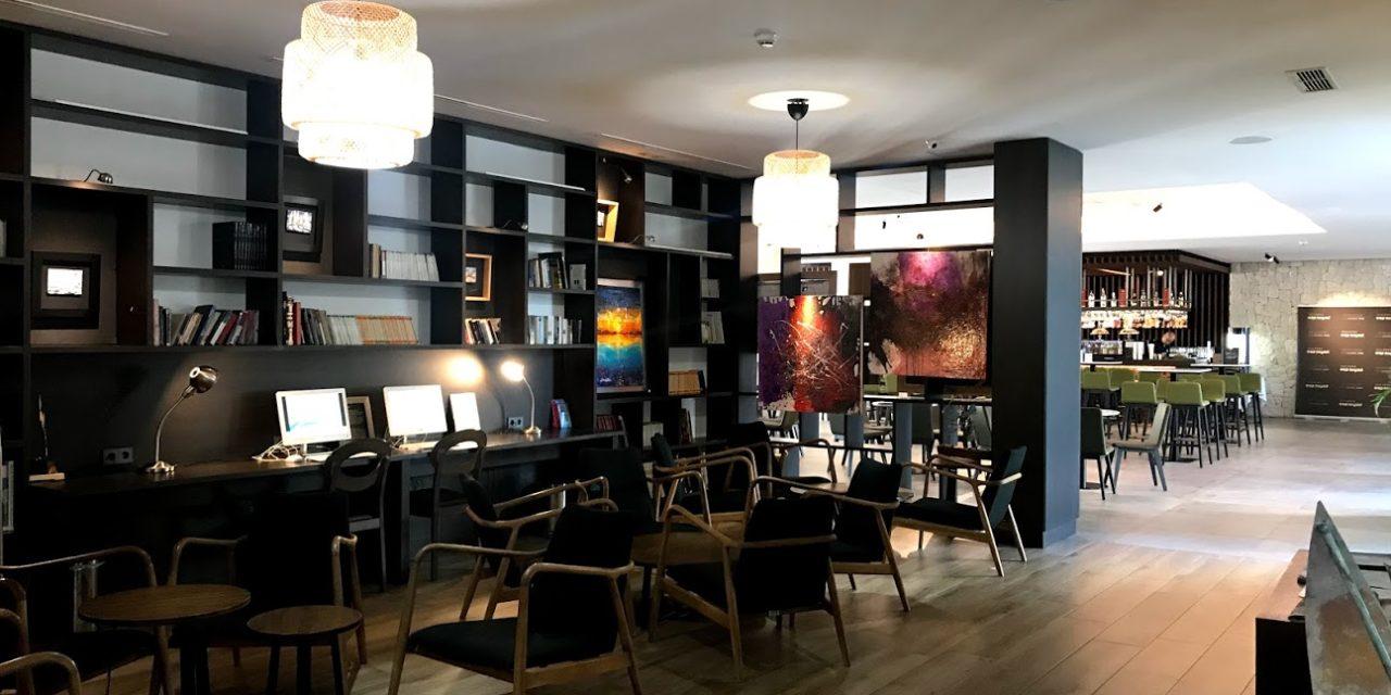 Spain's Alicante Cap Negret Hotel chooses WORK PRO System