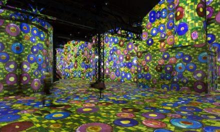 Atelier des Lumières: where Barco projectors bring art to life