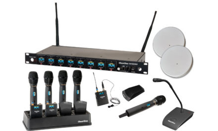 ClearOne expands market adoption of wireless solutions