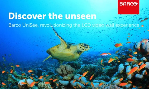 """Barco Unisee: Award-winning, revolutionary LCD video wall platform<br><h3 style=""""color: #c41230;"""">Sponsored News</h3>"""