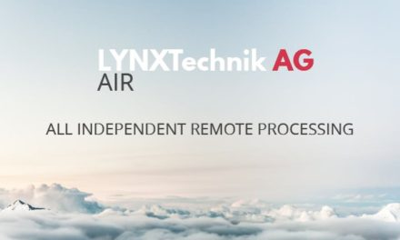 LYNX Technik introduces AIR Processing at IBC 2018