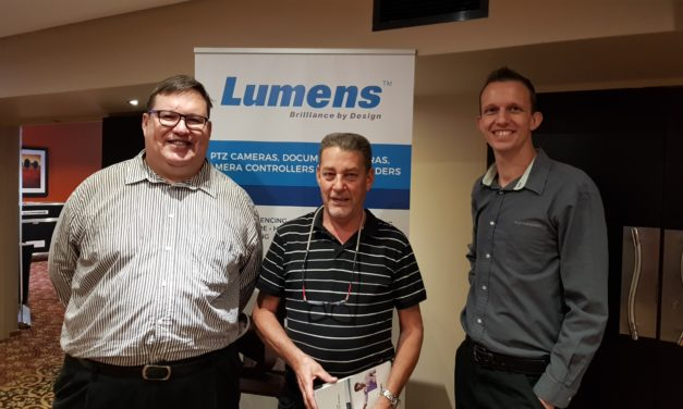 Electrosonic take to the road with Lumens