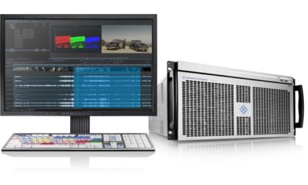 The new medium-power transmitter from Rohde & Schwarz at IBC 2018