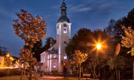 Lighting a Local Landmark