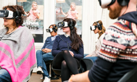 VR Days Europe 2018 challenges reality
